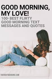 good morning my love best good morning messages quotes