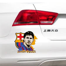 World Cup Messi Car Side Stickers Funny Decal Car Covers Accessories Graphics Auto Motorcycle Decoration Sticker Car Styling Aliexpress Com Imall Com
