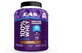 eas 100 pure whey protein powder