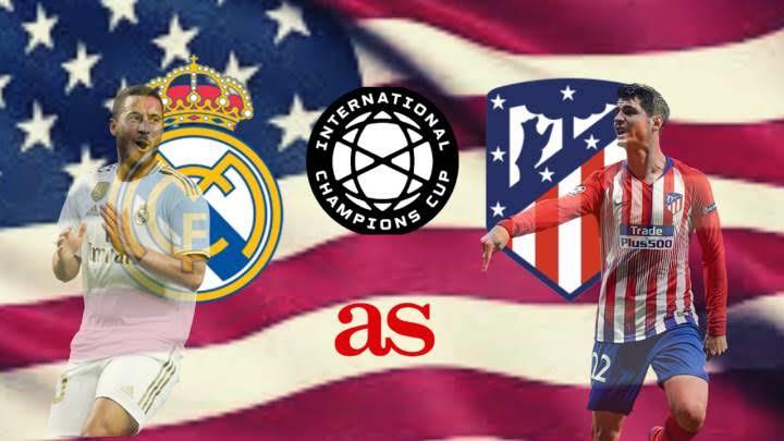 3 Fakta Menarik Kedua Tim : Atletico Madrid vs Real Madrid