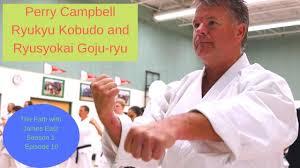 Perry Campbell 'How were the Meibuken Kata developed?' Season 1 ...