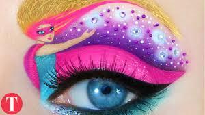 10 disney inspired makeup s you