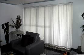 fabric vertical blinds installation for