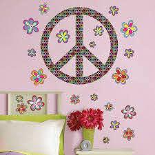 Wallpops Kits Sheets Peace Wall Decal Wayfair
