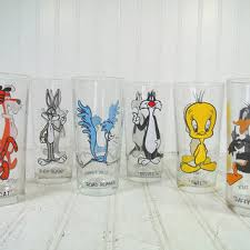 vintage pepsi glasses on wanelo