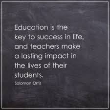 inspiring quotes about education and success