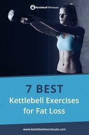 best kettlebell exercises for fat loss
