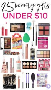 25 fabulous beauty gift ideas under 10