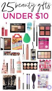 25 fabulous beauty gift ideas under 10