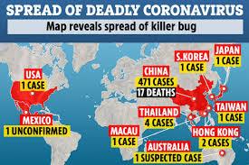 Coronavirus 'could've infected 10,000 already' amid warning ...