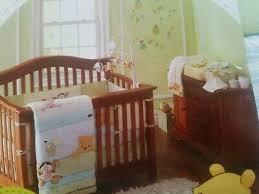 friends 7 piece baby crib bedding set
