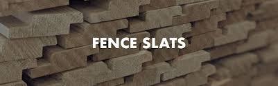 Individual Fence Slats Fence Battens Slatted Screen Fencing
