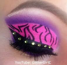 clawdeen wolf inspired makeup how to