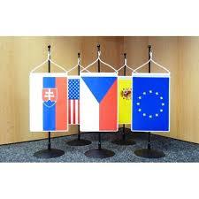 Stolní vlaječka státní - Dobré Vlajky