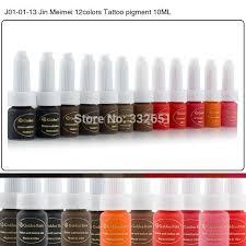 permanent makeup pigment saubhaya makeup