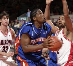 All-Time Gators Men's Basketball Bio: Udonis Haslem (1998-02)