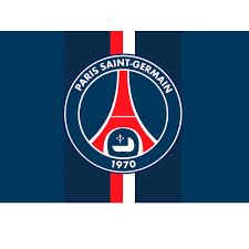 флаг футбольного клуба ПСЖ Пари Сен-Жермен купить и заказать