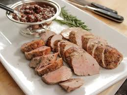 cider roasted pork tenderloins recipe