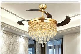 retractable ceiling fan