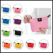 cosmetic bags for women makeup pouch