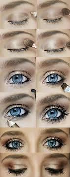 bronze smokey eye makeup saubhaya makeup
