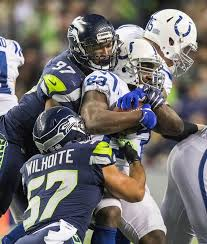 How Marcus Smith went from first-round bust to one of the Seahawks' most  important players | The Seattle Times