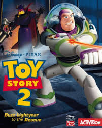 toy story 2 buzz lightyear to the