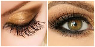 if you have hazel eyes makeup