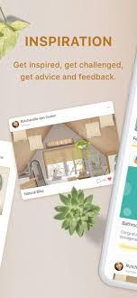 homestyler interior design on the app