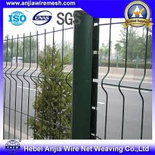 China Pvc Coated Metal Quick Post Garden Fence China Garden Fence Pvc Coated Fence