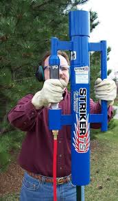 Fence Post Driver Pneumatic