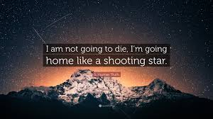 """sojourner truth quote """"i am not going to die i m going home like"""