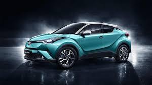 2018 toyota c hr 4k wallpaper hd car