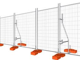 Used Construction Fencing For Sale Net Iron Fence Panels Galvanized