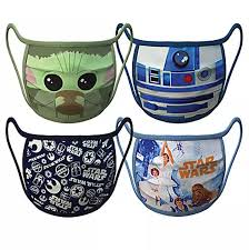 Disney selling face masks featuring Baby Yoda, Marvel heroes - CNET