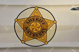 Mesa Arizona February 5 2018 The Sheriff Of Mayberry Decal Stock Photo Picture And Royalty Free Image Image 97091735