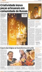 Luminárias de canos PVC e bolsas com couro de tilápia são destaques |  Diário Vale do Jaguaribe - Diário do Nordeste