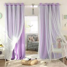 Purple Curtains For Girls Curtains Drapes