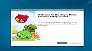 Angry Birds Seasons 1.5.1 For Free Full Version - YouTube