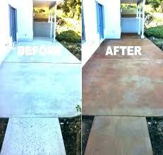 cement patio flooring ideas