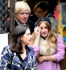 Boris Johnson and Carrie Symonds have a ...