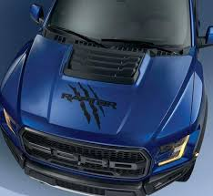 Claw Decal Ford Raptor Hood Logo Graphics Sticker Mark Stickers Toqueglamour