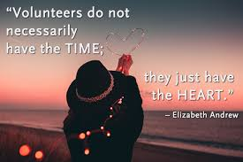 inspirational quotes for fundraisers volunteers