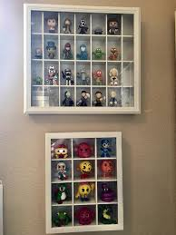 let s see those mini displays funko