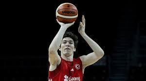 Basketball: Cedi Osman looks forward to play for Turkey