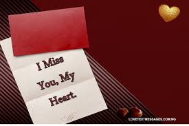 2020 missing you text messages for him