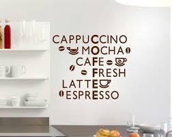 Acrostic Coffee Wall Art Azvinylworks