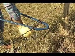 Texas Fence Fixer Livestockshed Com Youtube