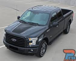 Route Hood Ford F 150 Hood Decal Stripe Kit 3m 2015 2018