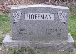 Priscilla Hoffman (1905-1969) - Find A Grave Memorial